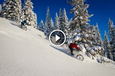 Watch: 2 Fat 2 Furious: A Fat Bike Freeride Film | Singletracks Mountain Bike News