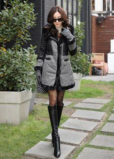Stylish Perfect Hoody Coat, Styleonme