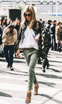 #High #casual Style Fashionable Outfit Trends