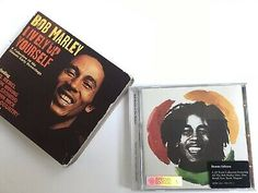 Bob Marley, Lively Up Yourself (Classic Early Recordings 3 CD Collection) and Africa Unite The Singles Collection. The cardboard box shows signs of wear. Choose either or Class. Bob Marley Cd, Lively Up Yourself, The Wailers, Secret Santa, Plastic Case, Africa, Signs, Box, Classic
