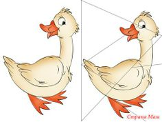 www.stranamam.ru Farm Animals, Animals And Pets, Cute Characters, Disney Characters, Fictional Characters, Maze Puzzles, Tigger, Rooster, Projects To Try