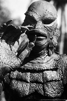 The Gill Man - The Creature From The Black Lagoon