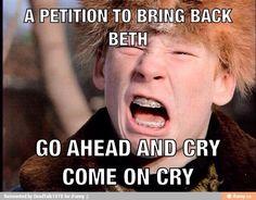Beth Greene Petition
