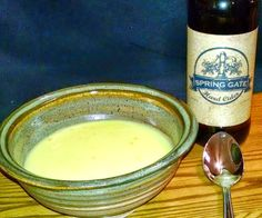 pair with hard cider. recipe from FoodieFunk.com Creative Food, Wine Recipes, Glass Of Milk, Foodies
