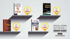 Find Your Favourite Medical Books @ CUREHUB @ Special Offers. Log On To curehub.in for More Info