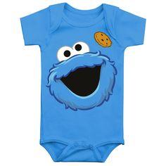 Cookie Monster - Body van Sesamstraat