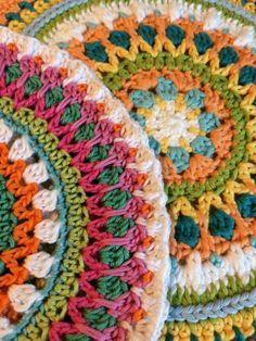 Die 53 Besten Bilder Von Mandala Häkeln Crochet Patterns Crochet