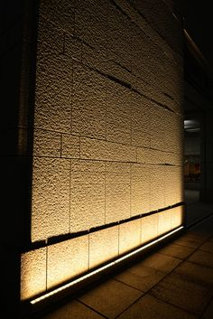 Outdoor Lighting Ideas The decision to purchase your very own home, is one of the largest investments you will ever make. Indirect Lighting, Linear Lighting, Landscape Lighting, Cool Lighting, Outdoor Lighting, Wall Wash Lighting, Facade Lighting, Wall Lights, Modern Exterior Lighting