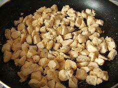 PASTE CU PUI SI SMANTANA - Edith's Kitchen Edith's Kitchen, Black Eyed Peas, Stuffed Mushrooms, Vegetables, Food, Stuff Mushrooms, Essen, Vegetable Recipes, Meals