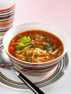Hungarian Food, Hungarian Recipes, Thai Red Curry, Chili, Soup, Cooking, Ethnic Recipes, Kitchen, Hungarian Cuisine