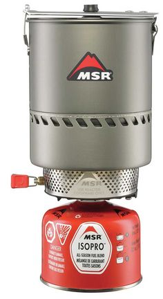 MSR Reactor Stove (1.7 L)   GO Outdoors