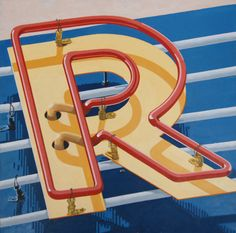 "The Letter 'R' from the ""One Letter Per Day"" Blog"