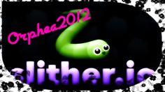 Slither.io / Bébé MDR, maman mange trop de vers