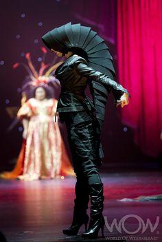 MU LAN GUAN WAI, Feixia Zha, China. Tourism New Zealand Avant Garde Section 2011 Brancott Estate WOW Awards Show