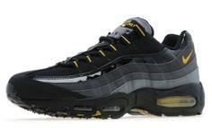 "Nike Air Max 95 ""Dark Citron"" http://www.equniu.com/2014/03/05/nike-air-max-95-dark-citron/"