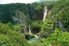 Plitvicka Jezera National Park, Croatia #park #waterfalls #croatia