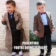 I'm pretty sure Jackson will be dressed like this one day...