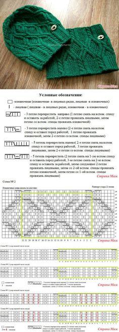 Шапка и мини-снуд «Принц Сибири» (для мальчиков). Авторская работа + описание - Вязание - Страна Мам