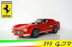 LEGO Ferrari 275 GTB by Marc R.unde