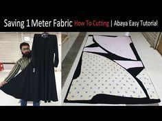 Design Discover Assalam-o-Alaikum Viewers Friends i hope you Always happy Ameen Saving 1 Meter Fabric Abaya Pattern Gown Pattern Abaya Designs Blouse Designs Dress Tutorials Sewing Tutorials Sewing Hacks Princess Cut Blouse Stitching Dresses Abaya Designs, Kurti Neck Designs, Dress Neck Designs, Designs For Dresses, Blouse Designs, Abaya Pattern, Gown Pattern, Princess Cut Blouse, Stitching Dresses