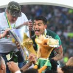 (Foto: Sergio Barzaghi/Gazeta Press) O Palmeiras mostrou que de fato é campeão na tarde deste domingo. Com a vitória por 1 a 0 sobre a Chapecoense, alcança