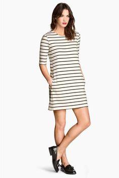 Dżersejowa sukienka | H&M