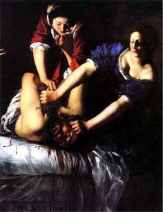 Judith Beheading Holofernes (1620)