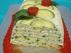 Pastel de pollo y calabacín al vapor Ana Sevilla Steam Cooker, Canapes, Empanadas, Avocado Toast, Diet Recipes, Zucchini, Food And Drink, Vegetables, Cooking