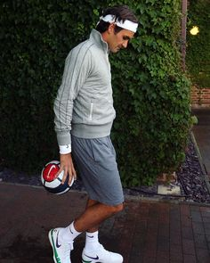 """Mr. Federer runs in our blood! on Instagram  """"what s your favorite sport  after tennis  🎾⚽ 🏈🏀"""" 28d0cd51cd6"""