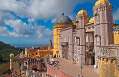 Sintra, Portugal. I've been but we didn't get to this palace on our tour. World's 20 Most Spectacular Palaces   Fodors