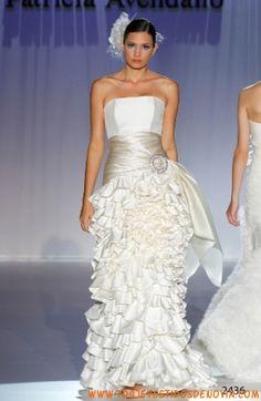 2436  Vestido de Novia  Patricia Avendao