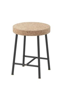 The stools, which will retail for $59 each, are available in two different colors. #refinery29 http://www.refinery29.com/ikea-ilse-crawford-sinnerlig#slide-18