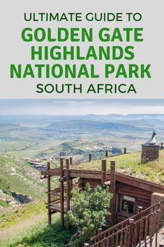 All you need to know for your visit to Golden Gate Highlands National Park in South Africa's Free State. Find Golden Gate Highlands National park accommodation, Golden Gate Hotel Clarens, Golden Gate Clarens, Golden Gate accommodation, Basotho Cultural Village, Glen Reenen Rest Camp, Highlands Mountain Retreat and a host of things to do like hiking, horse riding, bird-watching and vulture hide, and game viewing. #FreeState #SouthAfrica