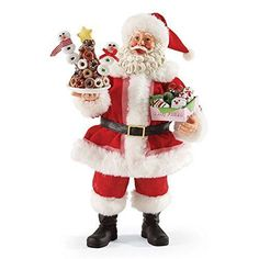 Department 56 Possible Dreams by Jelly Filled Santa 10.5 In #Department56