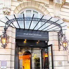 Grand Hotel du Palais Royal, Paris