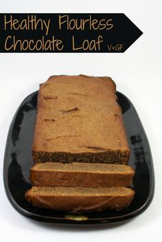Check out @heartfulhabits Healthy Flourless Chocolate Loaf Recipe using the Pure Goodness Pumpkin Seed Protein #mypuregoodness #bakingwithproteinpowder #pumpkinseedprotein