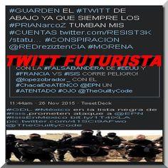 @rivapa #México en lista negra de #Isis,#IsisEnMexico @EPN pic.twitter.com/ccT6ncnNdG @lopezobrador_ cc @REDreziztenCIA http://rbl.ms/1kUBf7x