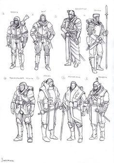 armors 1 by TugoDoomER on DeviantArt