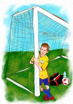 947891c200b Sean wants to be Messi  A fun picture book about soccer and inspiration. US  edition (Volume 1)