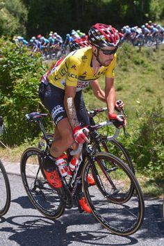 69th Criterium du Dauphine 2017 / Stage 5  Thomas DE GENDT Yellow Leader Jersey / Team Lotto Soudal / La TourdeSalvagny Macon /