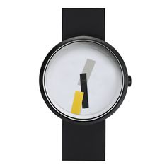Suprematism is the latest watch from Projects, designed by Milan-based Denis Guidone.