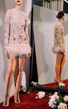 Sandra Mansour Look 35 on Moda Operandi