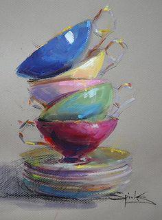 Johanna Spinks Fine Art