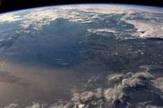 Jeff Williams @Astro_Jeff  Jun 3 Dust storms from North Africa approaching the Aegean Sea.
