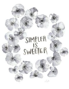 The sweet life :)