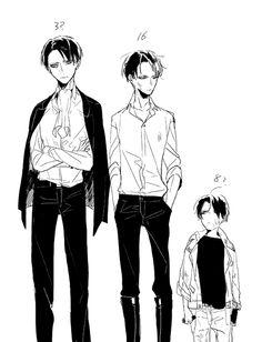 l-e-v-i-ackerman:   Source:サカモト敏Please do not remove source.