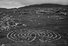 Richard Long: CONNEMARA SCULPTURE  IRELAND 1971