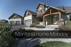 This Spirit Hills home in Bozeman is gorgeous!!