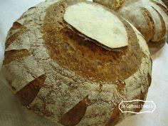 UN PANE SEMPLICE SEMPLICE / A VERY SIMPLE BREAD Bread, Brot, Baking, Breads, Buns