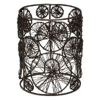 Spokes Scentsy Warmer Wrap | Scentsy™ Online Store.    Silhouette Collection Wraps encircle a simple porcelain Scentsy Warmer. Switch it on and the light shines through, creating amazing, textured patterns.